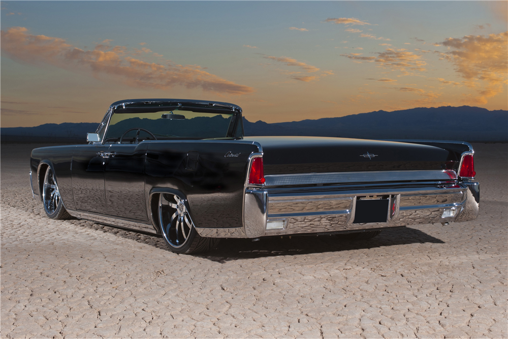 classic lincolns view topic 1964 lincoln continental custom convertible. Black Bedroom Furniture Sets. Home Design Ideas