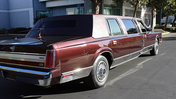 Classic Lincolns View Topic 1988 Lincoln Town Car