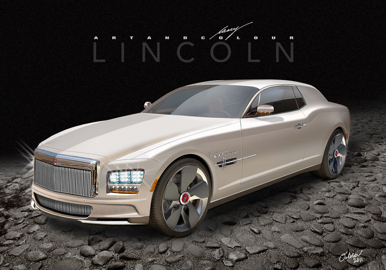 classic lincolns view topic 2011 lincoln continental mark ix concept. Black Bedroom Furniture Sets. Home Design Ideas