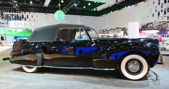 classic lincolns view topic 2012 los angeles auto show. Black Bedroom Furniture Sets. Home Design Ideas