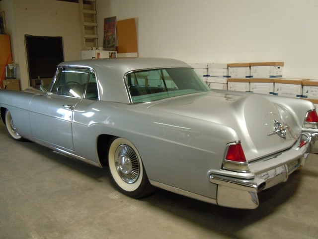 Classic Lincolns View Topic 1956 Lincoln Mark Ii