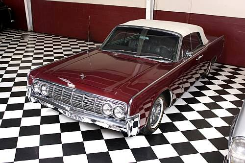 classic lincolns view topic 1964 lincoln continental sedan convertible. Black Bedroom Furniture Sets. Home Design Ideas