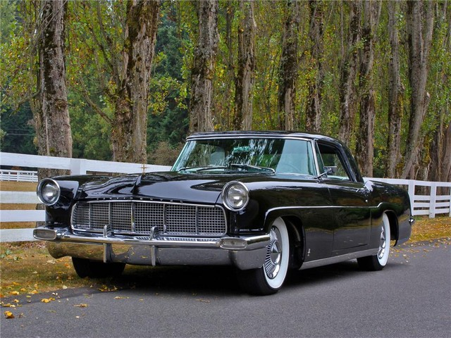 classic lincolns view topic 1956 lincoln continental mark ii. Black Bedroom Furniture Sets. Home Design Ideas