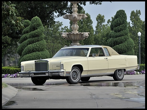 classic lincolns view topic 1977 lincoln continental town coupe. Black Bedroom Furniture Sets. Home Design Ideas