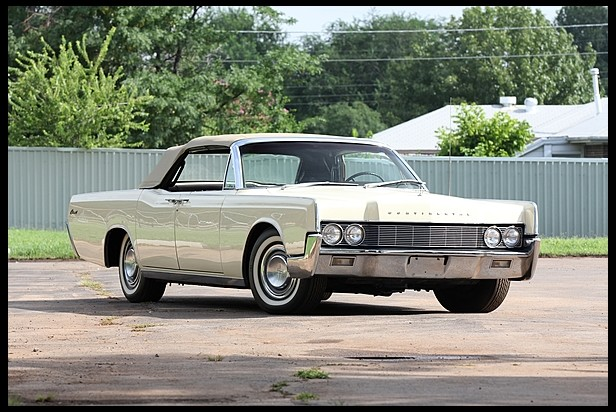 classic lincolns view topic 1967 lincoln continental convertible. Black Bedroom Furniture Sets. Home Design Ideas