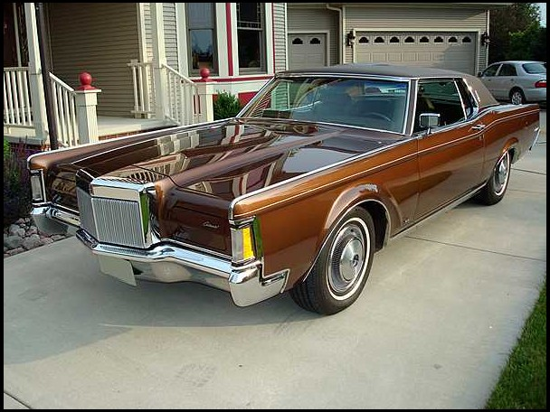 classic lincolns view topic 1971 lincoln continental mark iii coupe. Black Bedroom Furniture Sets. Home Design Ideas