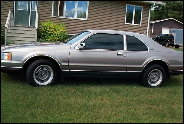 Classic Lincolns View Topic 1989 Lincoln Mark Vii Lsc