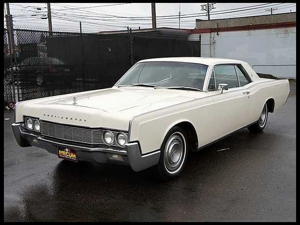 Classic Lincolns View Topic 1967 Lincoln Continental Coupe