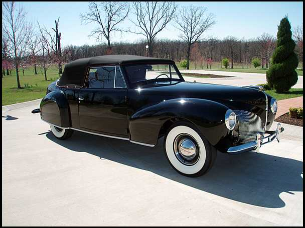 classic lincolns view topic 1940 lincoln zephyr continental. Black Bedroom Furniture Sets. Home Design Ideas
