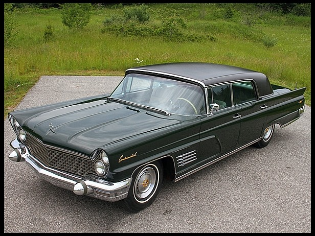 classic lincolns view topic 1960 lincoln continental town car 4 door executive limosine. Black Bedroom Furniture Sets. Home Design Ideas