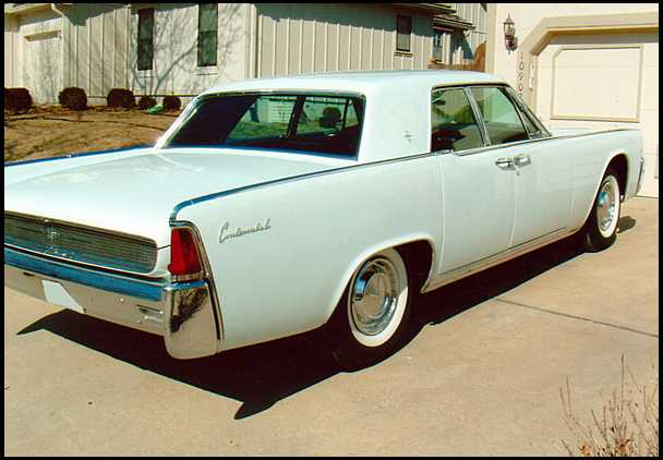 classic lincolns view topic 1961 lincoln continental 4. Black Bedroom Furniture Sets. Home Design Ideas