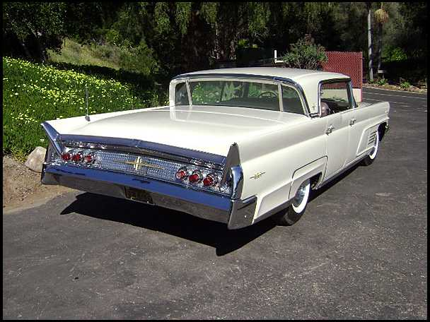 Classic Lincolns View Topic 1960 Lincoln Mark V 4 Door